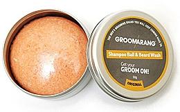 Parfémy, Parfumerie, kosmetika Tuhý šampon na vousy - Groomarang Shampoo Ball & Beard Wash
