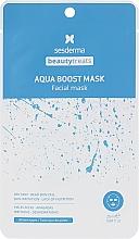 Parfémy, Parfumerie, kosmetika Hydratační maska Vodní impuls - SesDerma Laboratories Beauty Treats Aqua Boost Mask