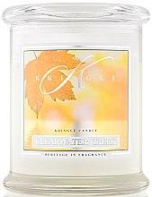 Parfémy, Parfumerie, kosmetika Vonná svíčka ve sklenici - Kringle Candle Clearwater Creek