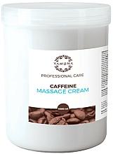 Parfémy, Parfumerie, kosmetika Masážní krém Kofein - Yamuna Caffeine Massage Cream