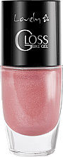 Parfémy, Parfumerie, kosmetika Lak na nehty - Lovely Gloss Like Gel