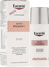 Parfémy, Parfumerie, kosmetika Noční rozjasňující krém proti pigmentovým skvrnám - Eucerin Eucerin ANti-Pigment Night Cream