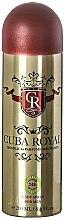Parfémy, Parfumerie, kosmetika Cuba Royal - Deodorant