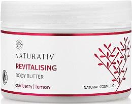Parfémy, Parfumerie, kosmetika Obnovující olej na tělo - Naturativ Revitalizing Body Butter