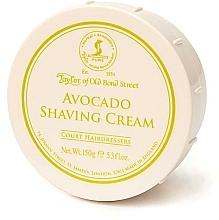 Parfémy, Parfumerie, kosmetika Krém na holení Avokádo - Taylor of Old Bond Street Avocado Shaving Cream Bowl
