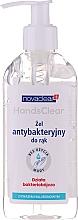 Parfémy, Parfumerie, kosmetika Antibakteriální gel na ruce s kyselinou hyaluronovou - Novaclear Hands Clear