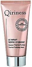 Parfémy, Parfumerie, kosmetika Hřejivá minerální maska - Qiriness Thermal Purifying Mask