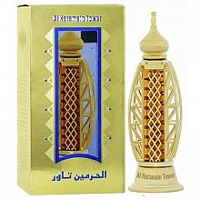 Parfémy, Parfumerie, kosmetika Al Haramain Tower Gold - Olejový parfém