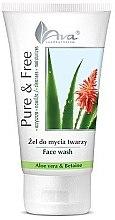 Parfémy, Parfumerie, kosmetika Čisticí gel - AVA Laboratorium Pure & Free Face Wash