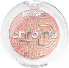 Parfémy, Parfumerie, kosmetika Tvářenka na obličej - Luxvisage HD Chrome Blush