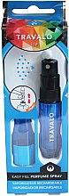 Parfémy, Parfumerie, kosmetika Rozprašovač - Travalo Ice Blue Perfume Atomiser