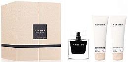 Parfémy, Parfumerie, kosmetika Narciso Rodriguez Narciso - Sada (edt/90ml + sh/cr/75ml + b/lot/75ml)