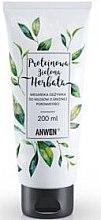 Parfémy, Parfumerie, kosmetika Kondicionér pro středně porézní vlasy - Anwen Protein Vegan Conditioner for Hair with Medium Porosity Green Tea