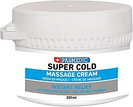 Parfémy, Parfumerie, kosmetika Super chladící masážní tělový krém - Pasmedic Super Cold Massage Cream