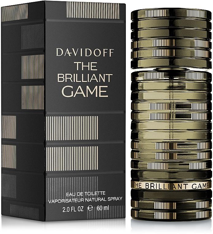 Davidoff The Brilliant Game - Toaletní voda