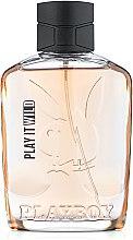 Parfémy, Parfumerie, kosmetika Playboy Play It Wild For Him - Toaletní voda