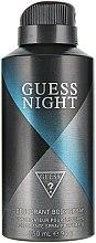 Parfémy, Parfumerie, kosmetika Guess Guess Night - Deodorant