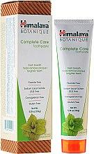 Parfémy, Parfumerie, kosmetika Zubní pasta s mátou peprnou - Himalaya Herbals Complete Care