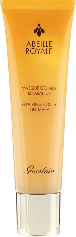 Maska-gel na obličej - Guerlain Abeille Royale Repairing Honey Gel Mask — foto N2