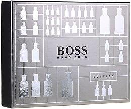 Parfémy, Parfumerie, kosmetika Hugo Boss Boss Bottled - Sada (edt/100ml + deo/150ml + sh/gel/100ml)