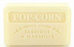 Parfémy, Parfumerie, kosmetika Marseille mýdlo Pop-Corn - Foufour Savonnette Marseillaise Pop-Corn