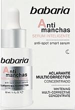 Parfémy, Parfumerie, kosmetika Pleťové sérum proti pigmentovým skvrnám - Babaria Smart Anti-Dark Spot Serum