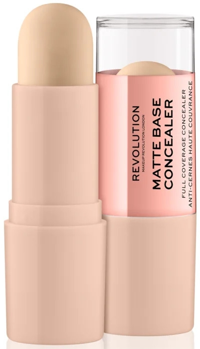 Matující korektor - Makeup Revolution Matte Base Concealer