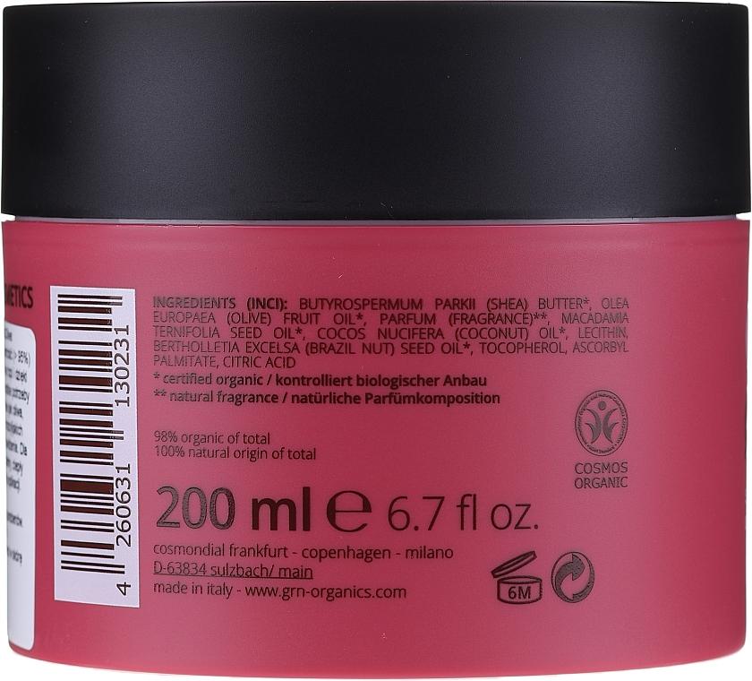 Tělový olej - GRN Rich Elements Shea Body Butter — foto N2