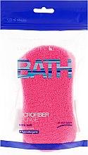 Parfémy, Parfumerie, kosmetika Houba na mytí, růžová - Suavipiel Microfiber Bath Sponge Extra Soft