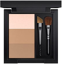 Parfémy, Parfumerie, kosmetika Sada na obočí - MAC Great Brows All-In-One Brow Kit