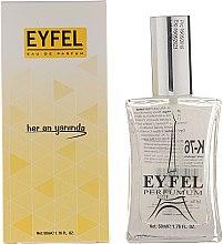 Parfémy, Parfumerie, kosmetika Eyfel Perfume K-76 - Parfémovaná voda