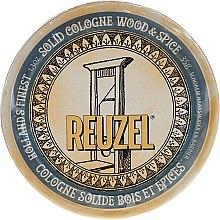 Parfémy, Parfumerie, kosmetika Pevná kolínská po holení - Reuzel Wood & Spice Solid Cologne Balm