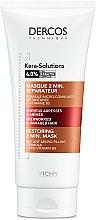 Parfémy, Parfumerie, kosmetika Obnovující maska pro poškozené a slabé vlasy - Vichy Dercos Kera-Solutions Conditioning Mask