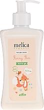 Parfémy, Parfumerie, kosmetika Dětský sprchový gel - Melica Organic Funny Fox Shower Gel