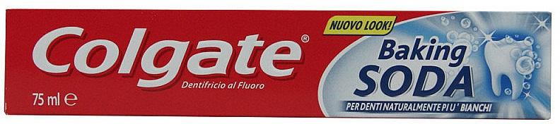 Zubní pasta - Colgate Toothpaste Baking Soda