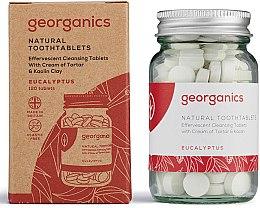 Parfémy, Parfumerie, kosmetika Tablety pro čištění zubů Eukalypt - Georganics Toothtablets Eucalyptus