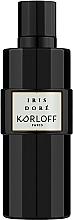Parfémy, Parfumerie, kosmetika Korloff Paris Iris Dore - Parfémovaná voda