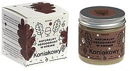 Parfémy, Parfumerie, kosmetika Přirodní krém-deodorant Koňak - RareCraft Cream Deodorant