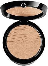 Parfémy, Parfumerie, kosmetika Pudr na obličej - Giorgio Armani Neo Nude Fusion Powder