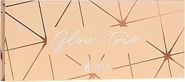 Parfémy, Parfumerie, kosmetika Paleta rozjasňovačů - Ibra Glow Trio