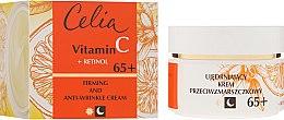 Parfémy, Parfumerie, kosmetika Anti-age krém na obličej na den a noc 65+ - Celia Witamina C