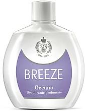Parfémy, Parfumerie, kosmetika Breeze Oceano - Parfémovaný deodorant