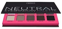 Parfémy, Parfumerie, kosmetika Paleta očních stínů - Wibo Neutral Eye Shadow Palette