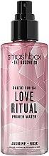 Parfémy, Parfumerie, kosmetika Hydratační primer sprej s efektem září - Smashbox Crystalized Photo Finish Primer Water Love Ritrual