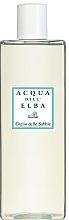 Parfémy, Parfumerie, kosmetika Náhradní náplň pro aroma difuzér - Acqua Dell Elba Giglio Delle Sabbie Diffuser Refill