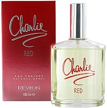 Parfémy, Parfumerie, kosmetika Revlon Charlie Red - Sprej na tělo