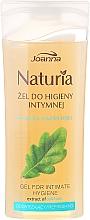 Parfémy, Parfumerie, kosmetika Gel pro intimní hygienu s extraktem z dubové kůry - Joanna Naturia Intimate Hygiene Gel