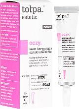 Parfémy, Parfumerie, kosmetika Oční krém pro zpomalení příznaků stárnutí - Tolpa Estetic