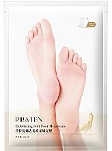 Parfémy, Parfumerie, kosmetika Maska-peeling na nohy - Pilaten Exfoliating Soft Foot