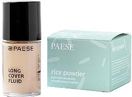 Parfémy, Parfumerie, kosmetika Sada - Paese (fluid/30ml + powder/10g)